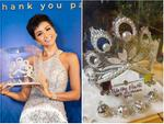 Hàng nhái của tuyệt phẩm vương miện Mikimoto xuất hiện ngày một tràn lan trong showbiz Việt-17