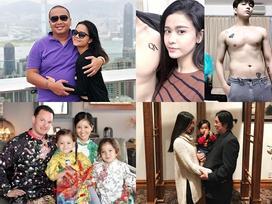 Ồn ào ly hôn nối đuôi nhau 'nổ' khiến showbiz Việt không ngừng dậy sóng trong năm 2018