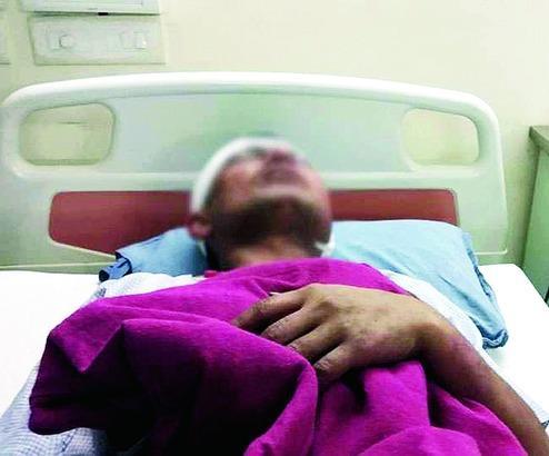 Tằng tịu với vợ ông chủ, nam thanh niên bị tiêm axit vào mắt tàn bạo-1