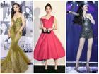 SAO MẶC ĐẸP: 'My Sói' Thu Quỳnh khoe dáng đồng hồ cát đẹp ngang ngửa Hoa hậu Đặng Thu Thảo