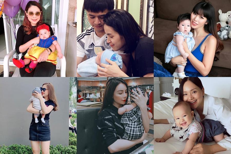 Bảng xếp hạng mẹ bỉm sữa 2018: Hot như Thu Thảo vẫn phải nhường ngôi cho Hồng Quế với loạt ồn ào đời tư-21