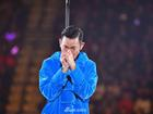 Lưu Đức Hoa bật khóc vì phải hủy đêm nhạc giữa chừng