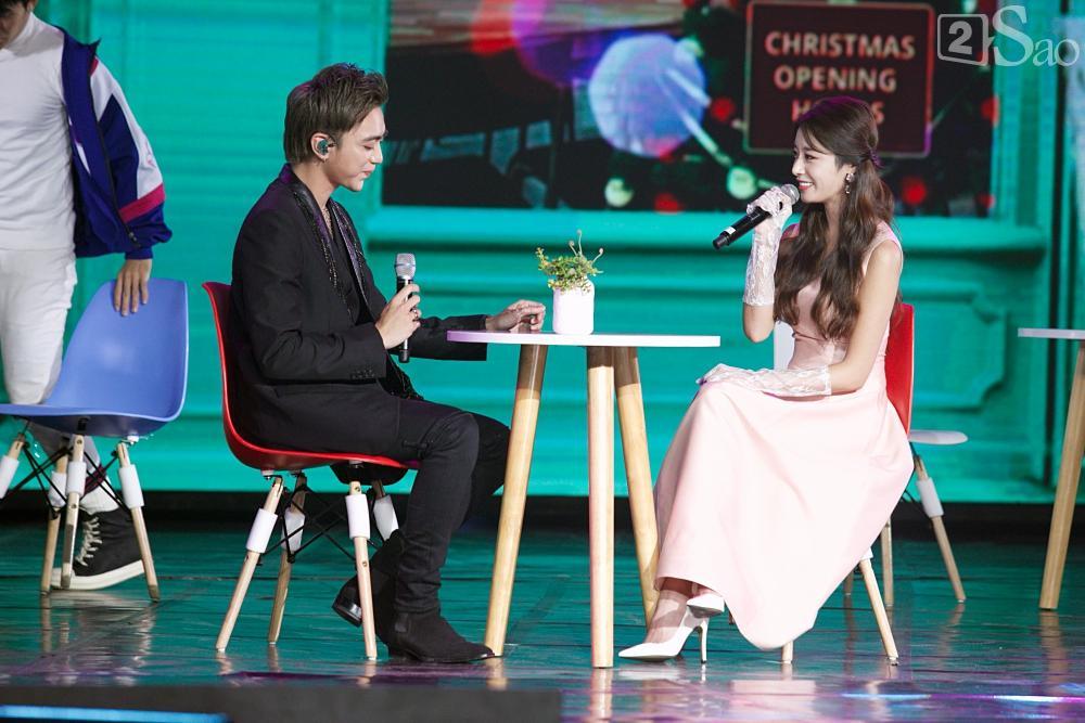 Jiyeon - Soobin song ca tình tứ, iKON hứa sẽ làm concert tại Việt Nam-1