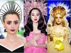 Angela Phương Trinh bị so sánh là 'bản fake' của Lily Collins ở Met Gala 2018 và phản ứng thú vị của cộng đồng mạng