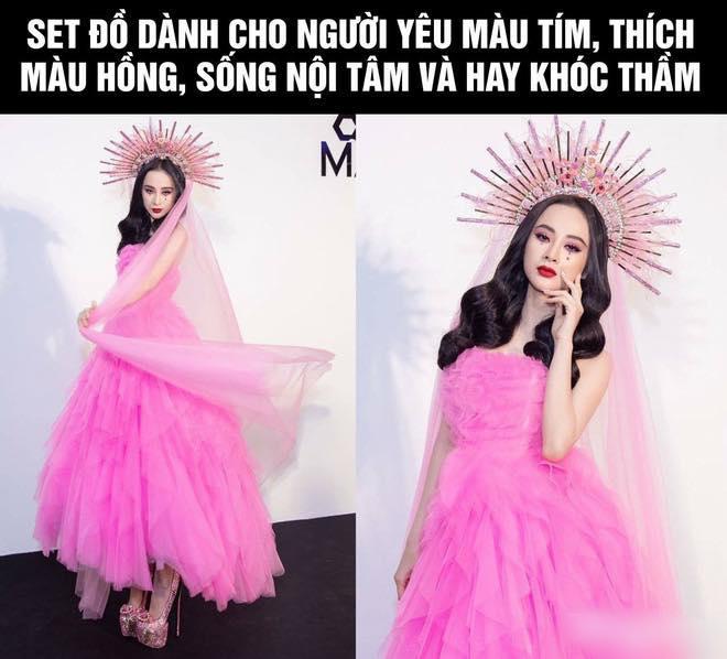 Angela Phương Trinh bị so sánh là bản fake của Lily Collins ở Met Gala 2018 và phản ứng thú vị của cộng đồng mạng-11