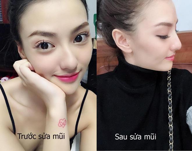 Muôn kiểu đáp trả của mỹ nhân Việt khi gương mặt vướng thị phi đập đi xây lại trong năm 2018-12