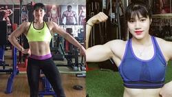 Cô gái Đồng Nai bị chế nhạo, sợ khó có người yêu vì cơ bắp như đàn ông