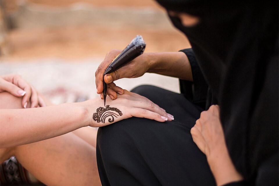 Cưỡi lạc đà băng qua sa mạc mừng năm mới-5