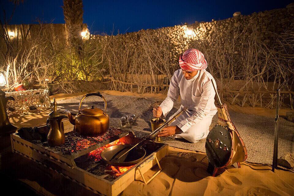 Cưỡi lạc đà băng qua sa mạc mừng năm mới-11
