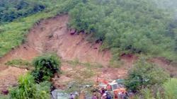 Lở núi khiến 3 người chết ở Khánh Hòa