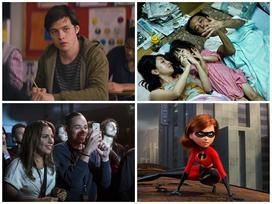 Những nhân vật điện ảnh truyền cảm hứng tích cực năm 2018