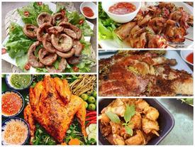 5 món ăn ngon nóng hổi, thơm 'điếc' mũi hàng xóm