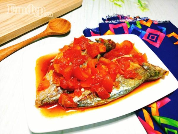 Thơm bùi cá sốt cà chua đơn giản mà ngon cơm-7