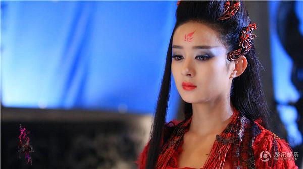Minh Lan truyện liệu có thành công như những bộ phim Triệu Lệ Dĩnh đã từng tham gia?-27