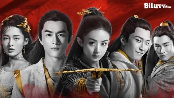 Minh Lan truyện liệu có thành công như những bộ phim Triệu Lệ Dĩnh đã từng tham gia?-37