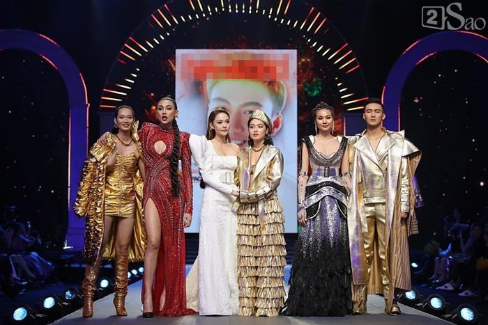 Mạc Trung Kiên của team Thanh Hằng chính thức đoạt ngôi quán quân The Face Vietnam 2018-1