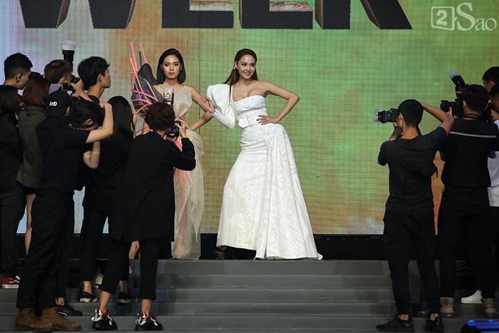 Mạc Trung Kiên của team Thanh Hằng chính thức đoạt ngôi quán quân The Face Vietnam 2018-16