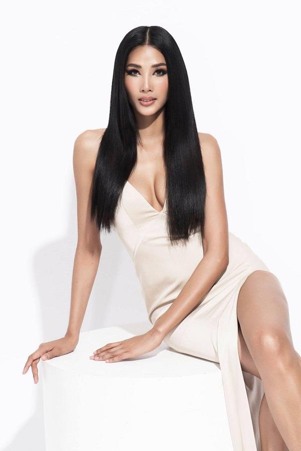 Được khuyên nâng ngực thi Miss Universe 2019, Hoàng Thùy phản ứng cực chất khiến ai cũng bất ngờ-1