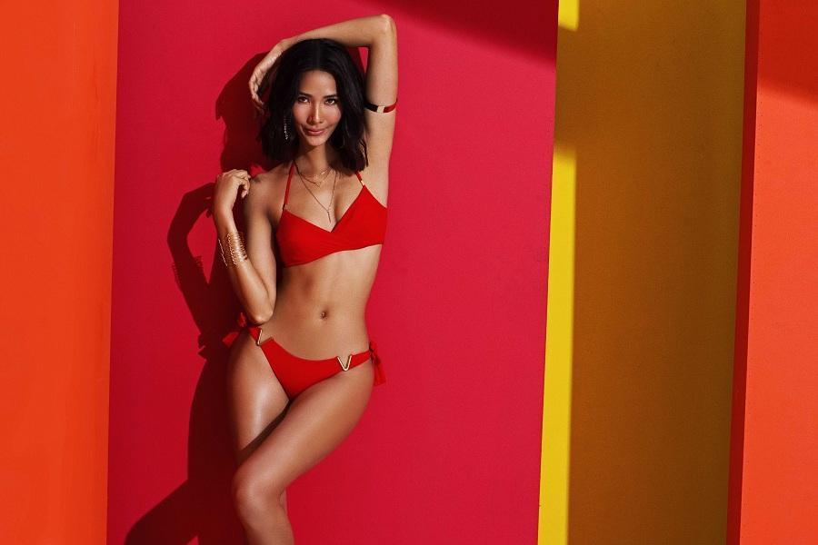 Được khuyên nâng ngực thi Miss Universe 2019, Hoàng Thùy phản ứng cực chất khiến ai cũng bất ngờ-6