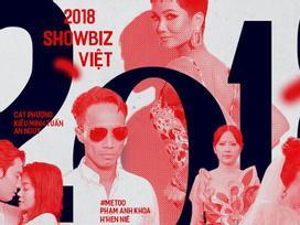 Showbiz Việt 2018: Metoo Phạm Anh Khoa và bom xịt Kiều Minh Tuấn