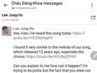 Bị nhạc sĩ Hàn Quốc tố đạo nhạc, Châu Đăng Khoa lớn tiếng đáp trả