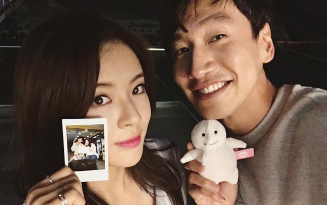 Showbiz Hàn dồn dập tin vui bầu bí trong ngày cuối cùng của năm 2018-5