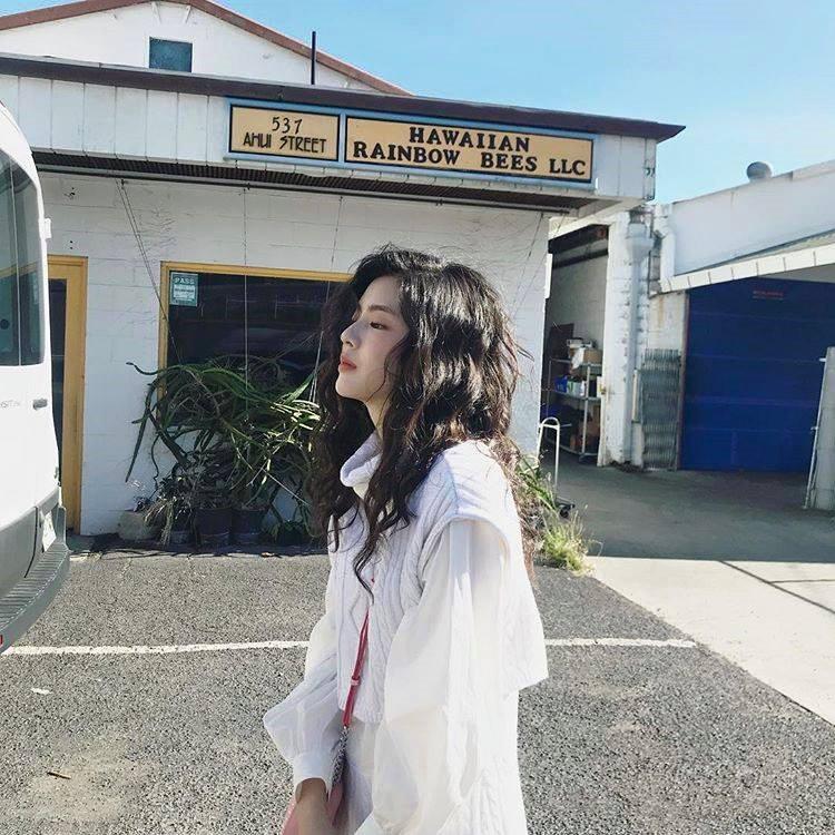 Cận cảnh nhan sắc xinh đẹp xứng đôi vừa lứa của bạn gái Lee Kwang Soo-3
