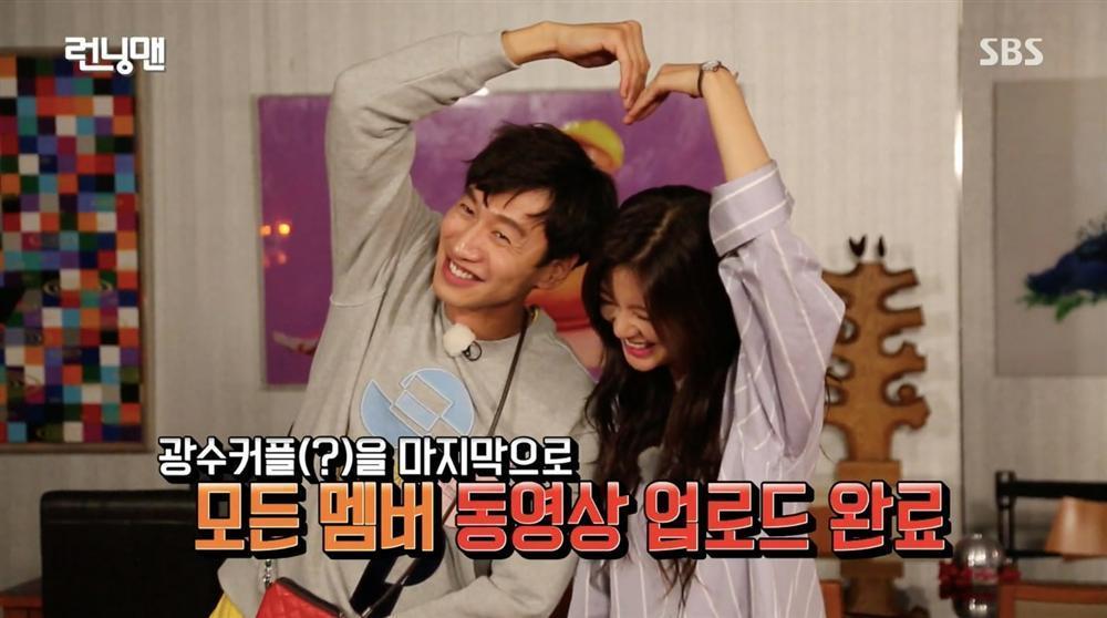 Cận cảnh nhan sắc xinh đẹp xứng đôi vừa lứa của bạn gái Lee Kwang Soo-2