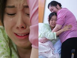 'Gạo nếp gạo tẻ' tập 103: Sau bao cay đắng, Hương cũng được nghe lời xin lỗi từ bà Mai