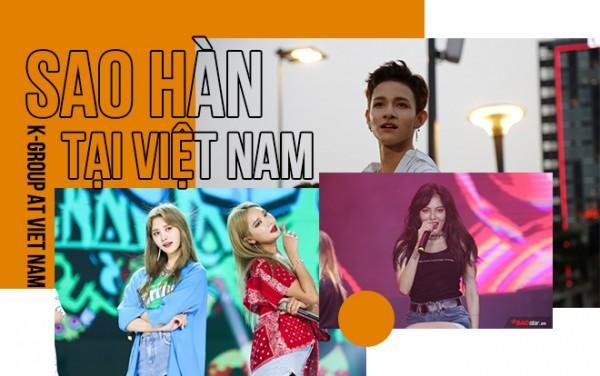 Loạt sao Kpop tỏa sáng trên sân khấu Việt Nam suốt năm qua: Idol nhà ai đỉnh nhất? (P.1)-1