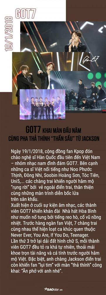 Loạt sao Kpop tỏa sáng trên sân khấu Việt Nam suốt năm qua: Idol nhà ai đỉnh nhất? (P.1)-2