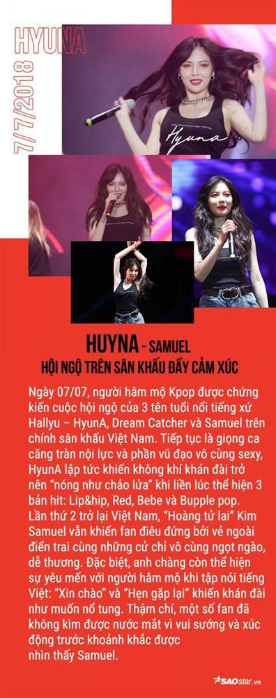 Loạt sao Kpop tỏa sáng trên sân khấu Việt Nam suốt năm qua: Idol nhà ai đỉnh nhất? (P.1)-4