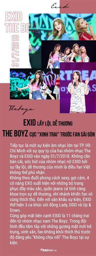 Loạt sao Kpop tỏa sáng trên sân khấu Việt Nam suốt năm qua: Idol nhà ai đỉnh nhất? (P.1)-6