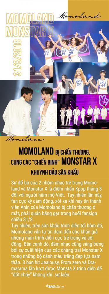 Loạt sao Kpop tỏa sáng trên sân khấu Việt Nam suốt năm qua: Idol nhà ai đỉnh nhất? (P.1)-7