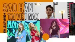 Loạt sao Kpop tỏa sáng trên sân khấu Việt Nam suốt năm qua: Idol nhà ai 'đỉnh' nhất? (P.1)