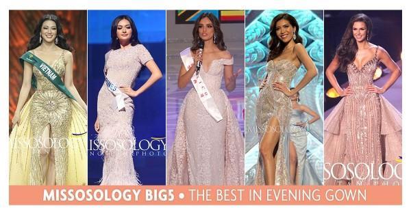 Minh Tú, Phương Khánh lập cú đúp khi lọt top 5 The Best in Evening Gown của Missosology-1