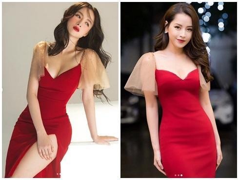 Pha đụng váy áo mở hàng đầu năm: Khoe vòng 1 phồn thực, Chi Pu - Angela Phương Trinh đẹp bất phân thắng bại-7