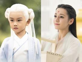 Lộ ảnh con trai của Địch Lệ Nhiệt Ba trong 'Tam sinh tam thế: Chẩm thượng thư'