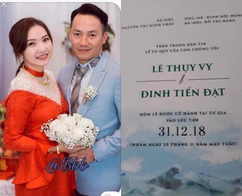 Rapper Tiến Đạt công khai loạt ảnh đám cưới nhà quê với bà xã Thụy Vy-10
