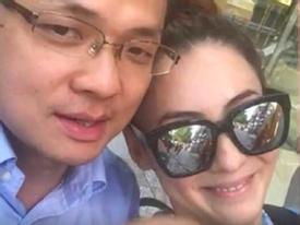 Lộ ảnh người đàn ông bị nghi ngờ là cha của con trai thứ 3 nhà Trương Bá Chi