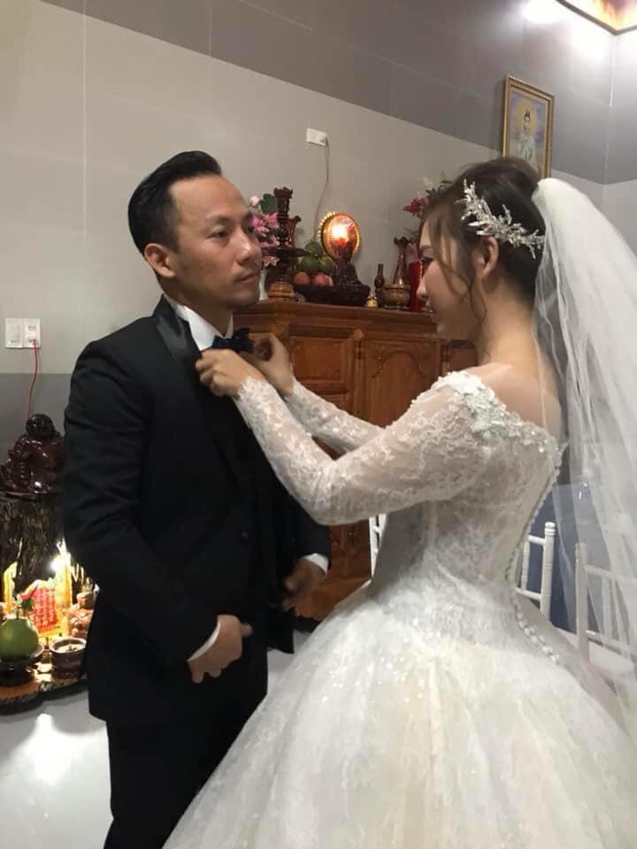 Vợ chồng Tiến Đạt đồng loạt lên tiếng trước nghi án cưới chạy bầu-2