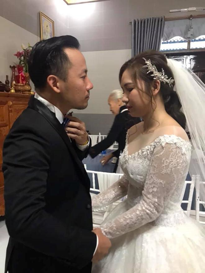 Vợ chồng Tiến Đạt đồng loạt lên tiếng trước nghi án cưới chạy bầu-3