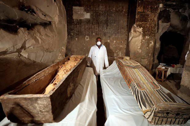 Lời nguyền mở quan tài xác ướp Ai Cập gây chết người liệu có thật?-2