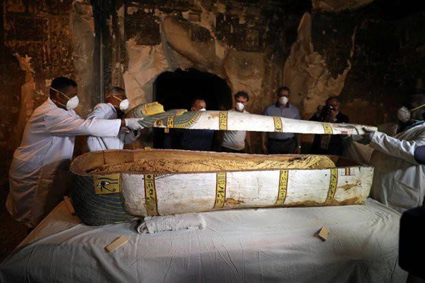 Lời nguyền mở quan tài xác ướp Ai Cập gây chết người liệu có thật?-3