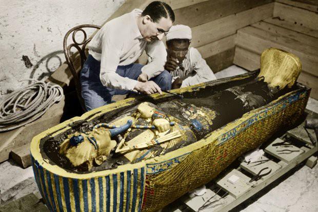 Lời nguyền mở quan tài xác ướp Ai Cập gây chết người liệu có thật?-4