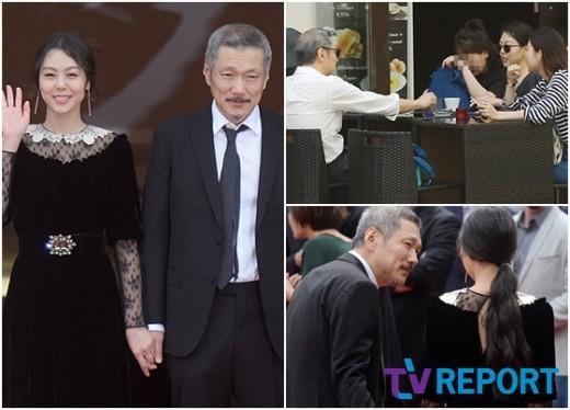 Ảnh hậu xứ Hàn Kim Min Hee hẹn hò tình nhân U60 đầu năm mới-1
