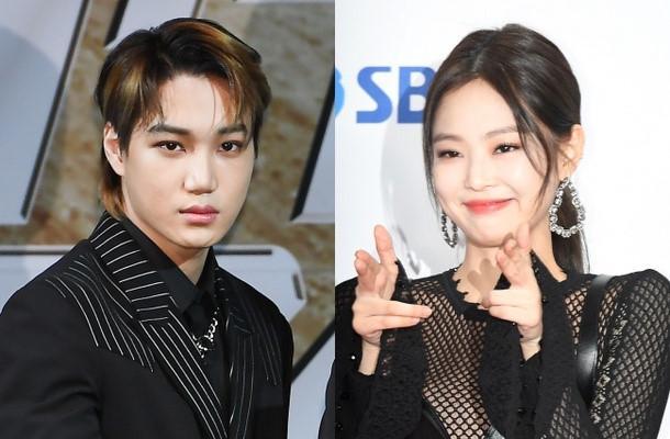 Cổ phiếu YG và SM sụt giảm sau khi Kai và Jennie bị phát hiện hẹn hò-2