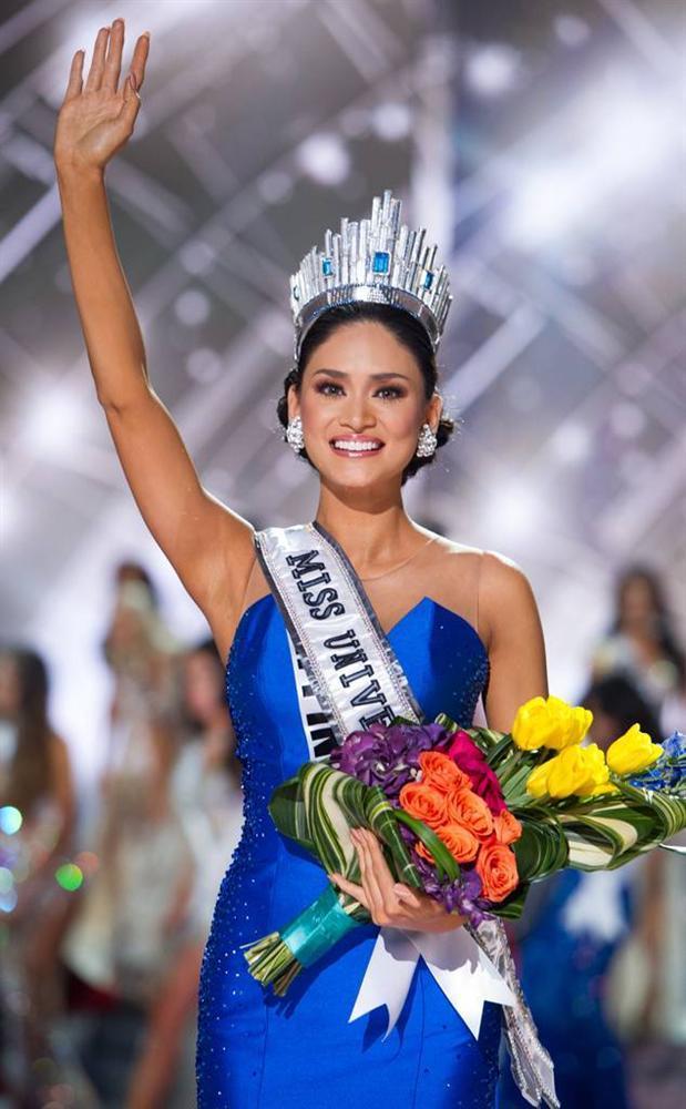 4 Hoa hậu Hoàn vũ triều đại IMG: Không ai đẹp tuyệt sắc, gây tranh cãi nhất vẫn là Bánh Pía Philippines-3