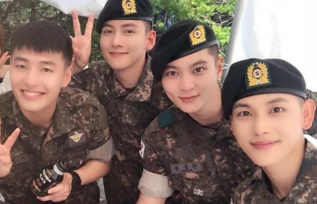 7 tài tử Hàn sẽ trở lại màn ảnh sau khi xuất ngũ vào năm 2019-11