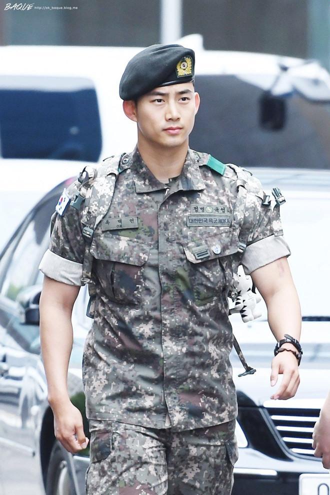 7 tài tử Hàn sẽ trở lại màn ảnh sau khi xuất ngũ vào năm 2019-12